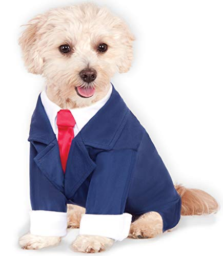 Rubie's Costume Co Business Suit Pet Costume, XX-Large]()