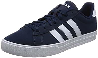 Adidas Shoes -Db0271-Collegiate Navy/White/White-Men-9.5-UK (Db0271_Db0271)