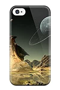 For Iphone Case, High Quality Moving Desktop S For Iphone 4/4s Cover Cases