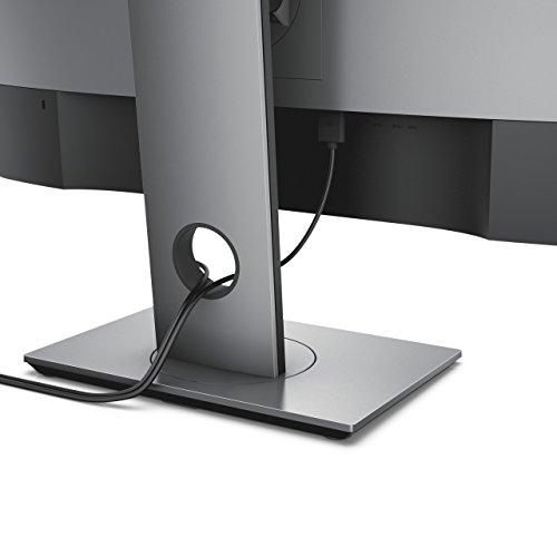 "Dell Ultrasharp 24"" Screen Led-lit Monitor Black (U2417h)"