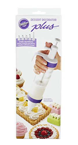 Wilton Dessert Decorator Plus Cake Decorating Tool, Cake Icing Tool Cake Decorating Decorations