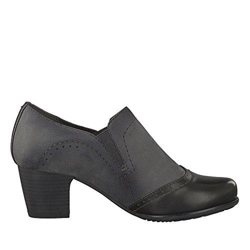 29 Femmes Chaussures 8 De 24402 8 Gris Jana 805 Cour SwxxEPTqB