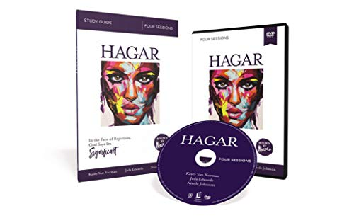 - Known by Name: Hagar with DVD: In the Face of Rejection, God Says I'm Significant