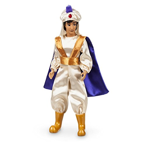 Aladdin Disney Store as Prince Ali Classic Doll - 12'' 2018 Version]()