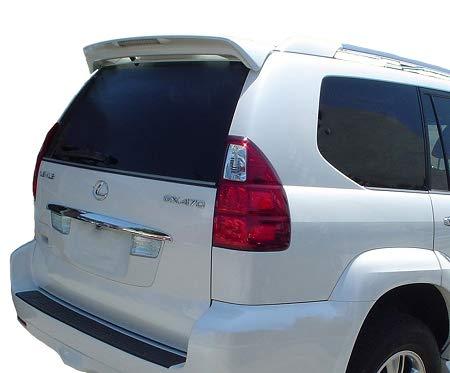 Spoiler for a Lexus GX470 Factory Style Spoiler 2003-2009-Blue Meridian Pearl Metallic Paint Code: 8R4