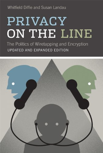 Privacy on the Line: The Politics of Wiretapping and Encryption (The MIT Press)