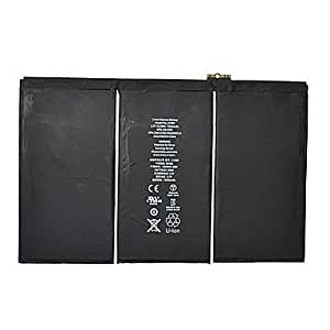 ZCL 11500mAh Li-ion Battery Replacement for The New IPad