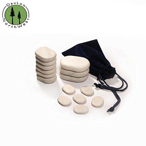 Amazon Com Eye Moons Massage Stone Cold Stone Therapy