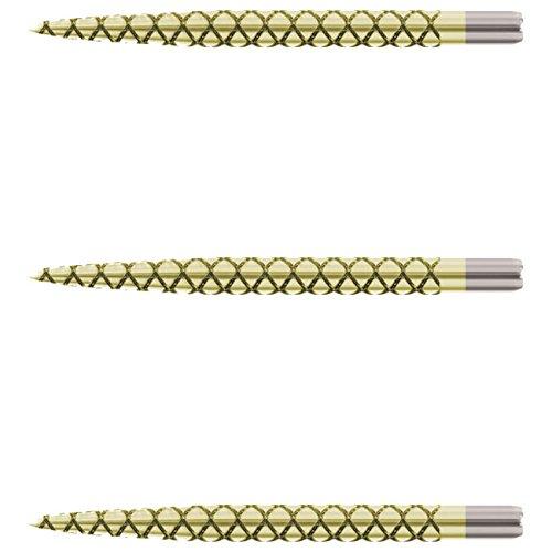 TARGET ターゲット DIAMOND PRO POINT ダイヤモンド プロポイント 38mm GOLD 109132 ダーツ ハードポイントの商品画像