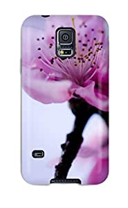 Galaxy High Quality Tpu Case/ Flower Earth Nature Flower JkLWbEc29796FvGGK Case Cover For Galaxy S5