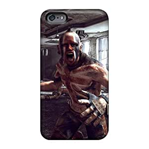 AlissaDubois Iphone 6 Shock Absorbent Hard Phone Covers Support Personal Customs HD Rise Against Image [Wlr7508UKFP]