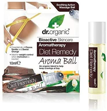 Dr Organic Diet Remedy Roller Ball Aromatherapy 10ML