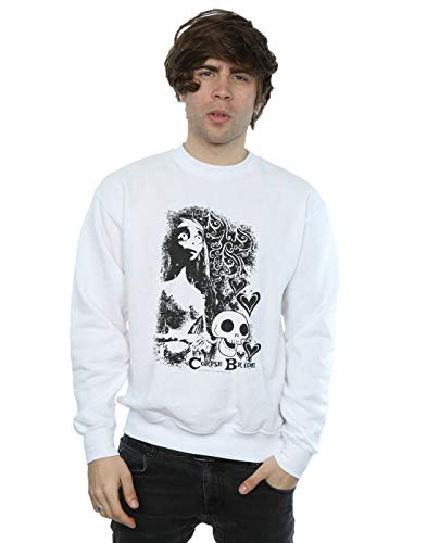 Bride Hombre Cult Entrenamiento De Blanco Corpse Logo Camisa Skull Absolute SqUBwnxw