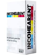 Incohearent - The Party Game Where You Compete to Guess The Gibberish - by What Do You Meme?