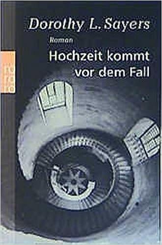 Book Hochzeit kommt vor dem Fall. by Dorothy L. Sayers (2002-07-31)