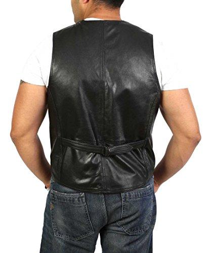 Black Goods A1 Fashion Vest Sleeveless Man gf7q1x