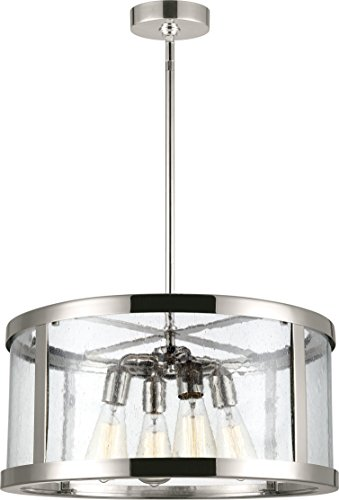 Tapered Drum Pendant Light