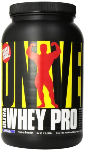 Universal Nutrition Ultra Whey Pro, Vanilla Ice Cream, 2-Pounds