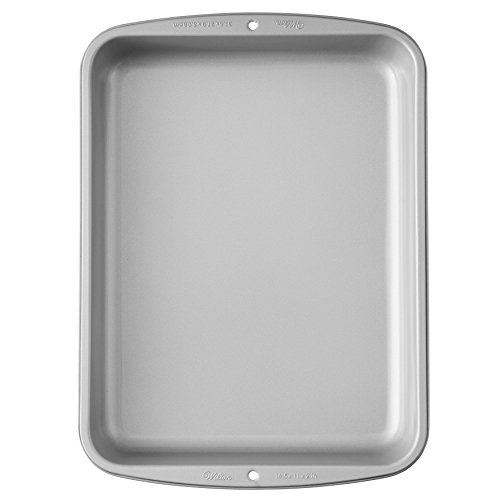 - Wilton Roasting Pan for Lasagna, 14.5 x 11-Inch