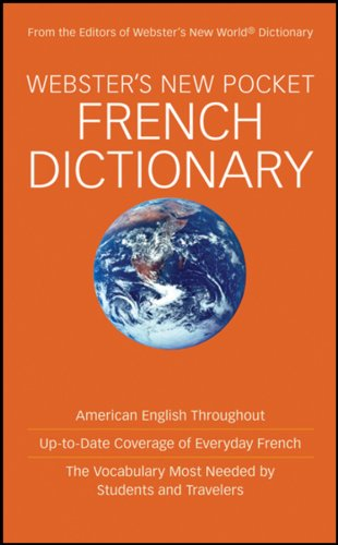 Webster's New Pocket French Dictionary