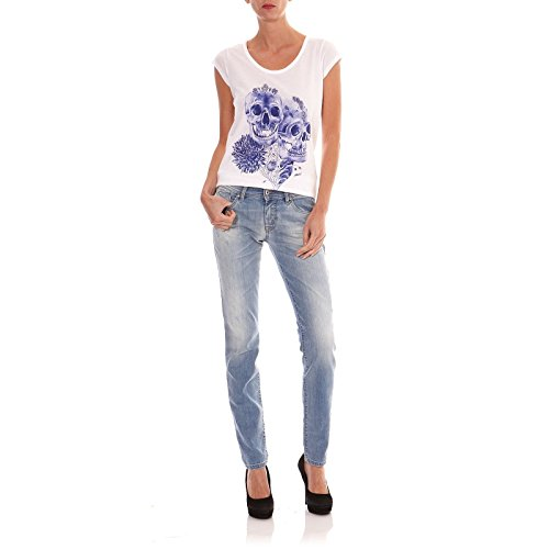 Dona Diesel Jeans Relaxed 666r Francy Da Blu Skinny TrHqgxT