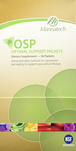 Mannatech Product Number 19801: Optimal Support Packets