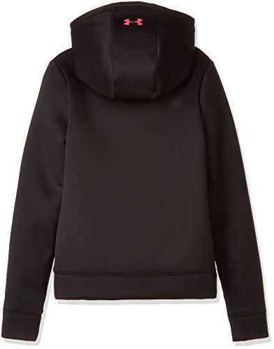 Under Armour Armour Fleece Wordmark Hoodie - Girl's by Under Armour (Image #2)