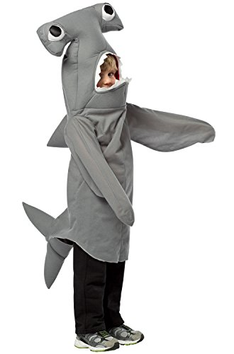 Rasta Imposta Hammerhead Shark Toddlers, Blue, 18-24 (Toddler Hammerhead Shark Costumes)