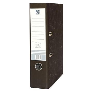 Pancarta decorativa para archivadores de palanca con anillas A4 vertical de 70 mm capacidad diseño de nubes de , 9400418 unidades 10: Amazon.es: Oficina y ...