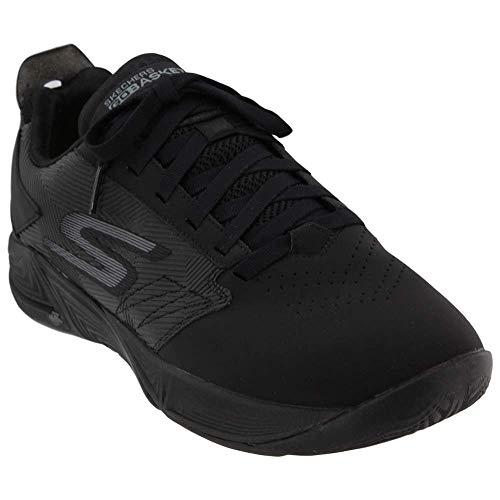 Skechers Men's Torch - Lt Black Ankle-High Basketball Shoe 11M