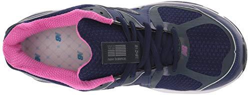 Basin Balance Blue Scarpe Donna New Blu W1540v2 uv Da Corsa Rw4B1xxHqS