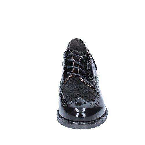 Noir Keys à Chaussures pour de Lacets Ville Femme Noir Txxn7Wz