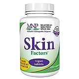 Michael's Naturopathic Progams Skin Factors Supplements, 180 Count