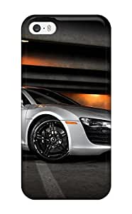 Fashion TkGbMlf16627onsVH Case Cover For Iphone 5/5s(audi R8 7)