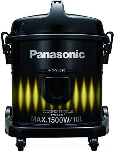 Panasonic MC YL620Y747 Electric Carpet Cleaner, Black