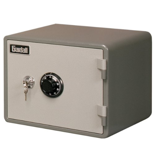 Gardall MS912CK Small 1 Hour Fireproof Safe