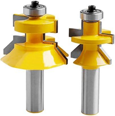 ルータービット ルータビットセット 研削 耐久性 耐摩耗性 大工 ツール