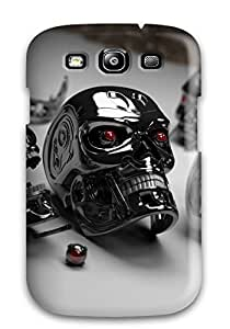 Durable Terminator Back Case/cover For Galaxy S3