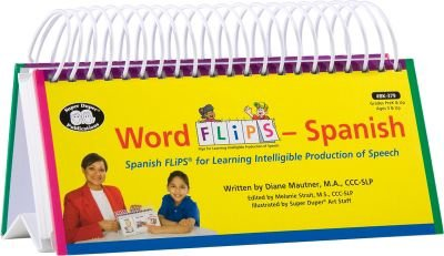 Download Word FLiPS - Spanish: Spanish FLiPS for Learning Intelligible Production for Speech ebook