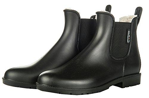 HKM Jodhpurgummistiefel -Economic Winter-, Schuhgrösse 36, schwarz