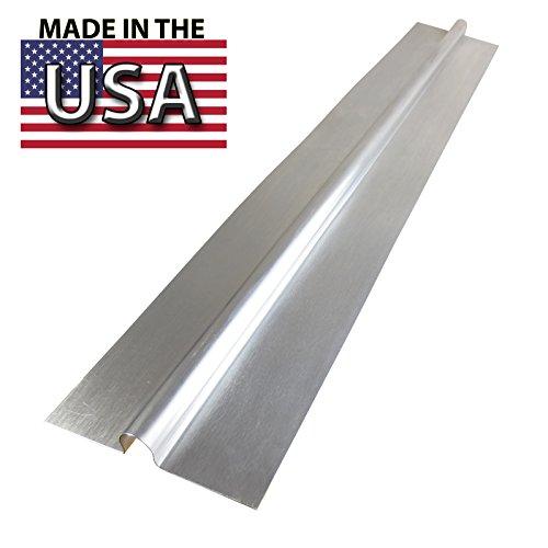 "4 Ft - 1/2"" Omega Type PEX Aluminum Heat Transfer Plates,..."
