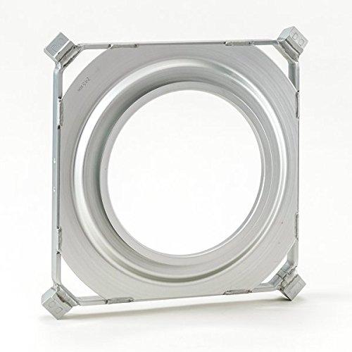 Chimera Speed Ring for Quartz, Daylite Banks, for Altman 1000S, 1200SE, 2000L, Arri Studio 1K, 2K, LTM HMI 1000, Pro 1200, Sachtler Production (Old) 1200D Lights - Circular 9-5/8