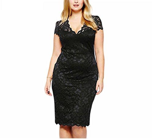 Buy black lace dress canada - 2