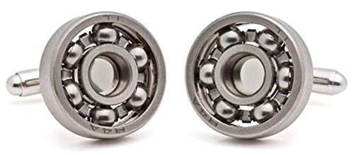 Tokens Icons Bearing Cufflinks 12BB product image