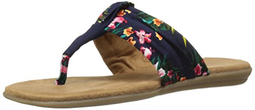 Aerosoles Femmes Chlairvoyant Sandale Bleu Floral