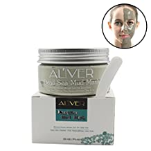 Dead Sea Mud Mask for Face & Body, 100% Natural and Organic Minerals for Deep Cleansing Facial Treatment, Acne, Blackheads, Oily Skin, Wrinkles and Pores, Tighten Skin Looked Younger (5 oz)