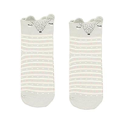 Cute Lovely 3D Cartoon Animal Zoo Lady Socks Ladies Girls Cotton Warm Soft Sox