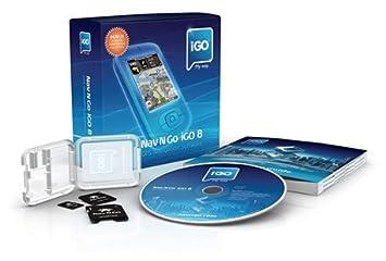 igo 8 gps navigation software for windows mobile european maps