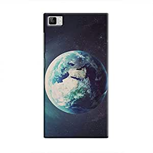 Cover it up - Blue World Mi3 Hard Case