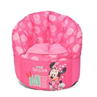 Minnie Mouse Kids Bean Bag Chair